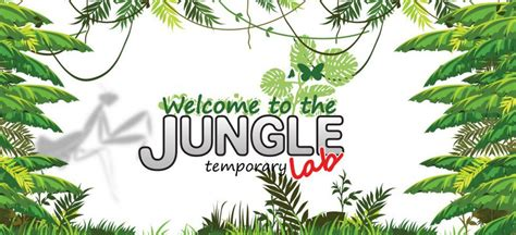 temporary pavia temporary lab quot welcome to the jungle quot al parco nord a