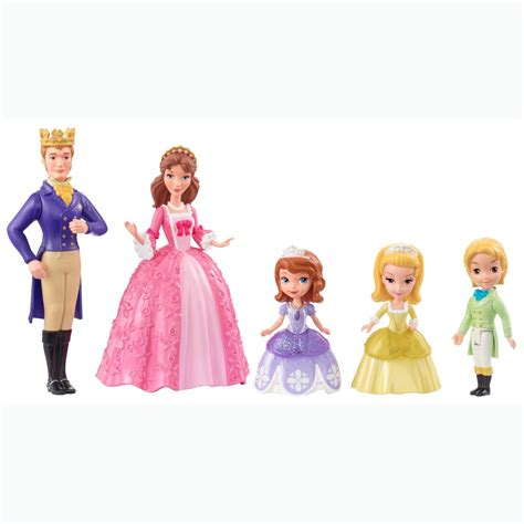 Sofia the first toys sofia and the royal family at toystop