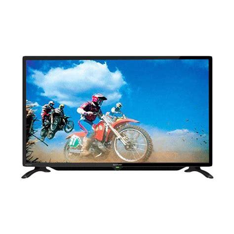 Aqua 32aqt1000 Led Tv 32inch Usb jual sharp 32le185 led tv hitam 32 inch harga
