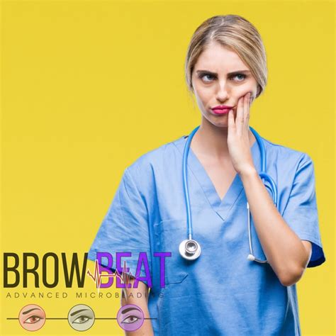 Nursing School Debt by Why A Career In Microblading Could Be Just The Ticket To