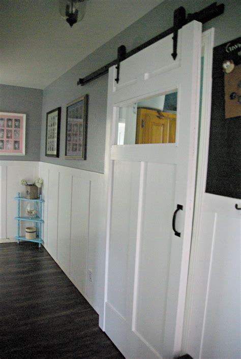 Space Saving Ideas For Small Bedrooms diy barn door space saving and creative
