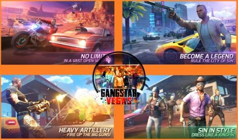 gangstar vegas mod full game gangstar vegas mod apk download for android