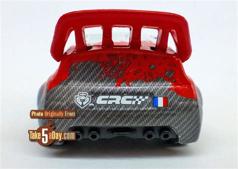 Orsinil Mattel Cars Carbon Racers Rip Clutchgoneski mattel disney pixar cars carbon racers part 2 take five a day