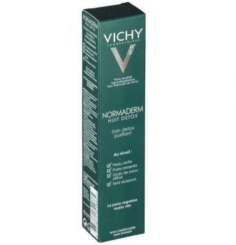 Vichy Normaderm Nuit Detox by Vichy C Normaderm Solution Micellaire 200ml