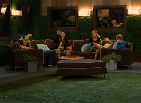 big brother backyard late night talks in the backyard big brother 19