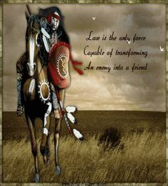 Wolf Wish We Came In Peace indian quotes on
