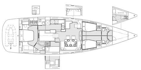 sailboat floor plans jeanneau 64 jeanneau boats