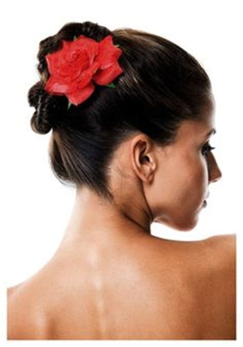 hair in spain flamenco hairstyle on pinterest flamenco vintage hair