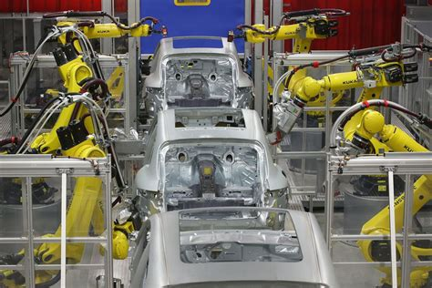 Cars Robot Be A Cars Robots industrial robots that build cars can be easily hacked