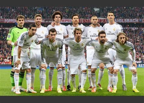 imagenes del real madrid todo el equipo 2015 as 237 formar 237 a real madrid para la temporada 2014 2015