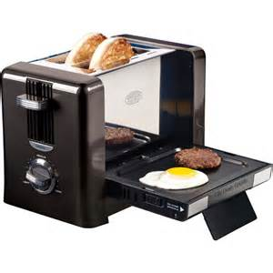 Walmart Toasters 2 Slice Nostalgia Electrics Breakfast Toaster Walmart Com