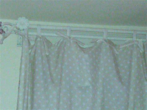 come realizzare una tenda tessuti shabby per tende