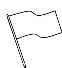 flag to colour template flag outline clip at clker vector clip