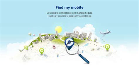samsung find my mobile rastrear un celular samsung y bloquearlo con find my mobile