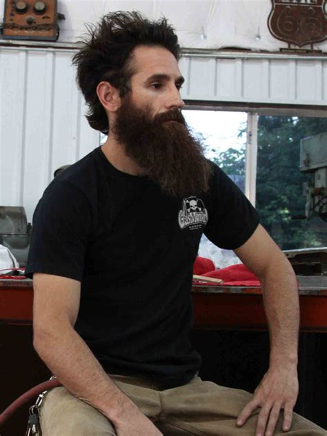 gas monkey hair gel the beard is showing up everywhere and so are products