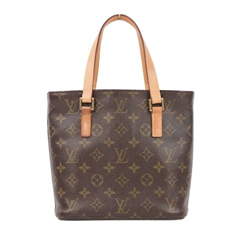 Tas Louis Vuitton Royal Tote louis vuitton brown monogram canvas vavin pm tote handbag small purse at 1stdibs
