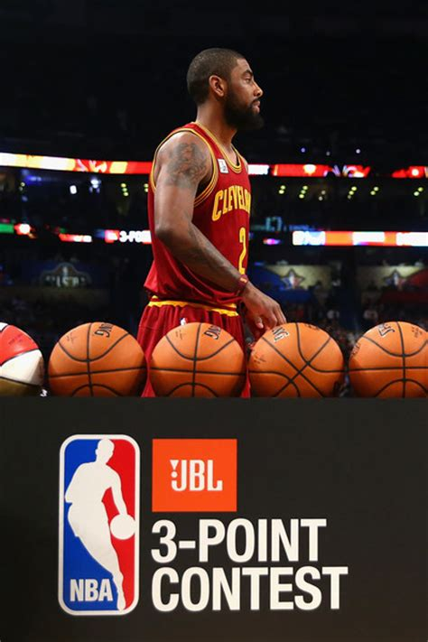 Kyrie 3 Three Point Contest kyrie irving photos photos jbl three point contest 2017 zimbio