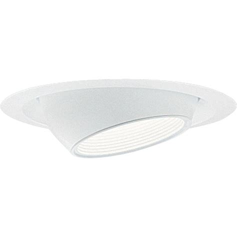 6 recessed lighting eyeball trim halo 6 in white recessed lighting regressed eyeball trim