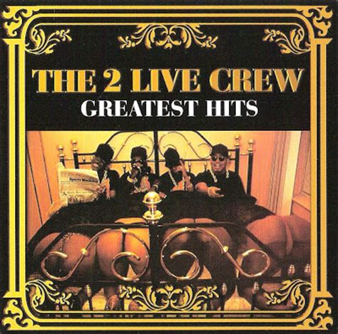 The Best Of 2 Live Crew b bart s bass covers the 2 live crew greatest hits