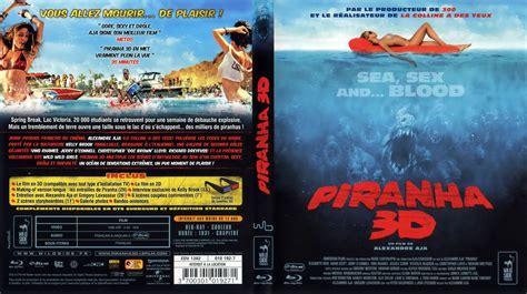 Dvd Piranha 3dd jaquette dvd de piranha 3d cin 233 ma