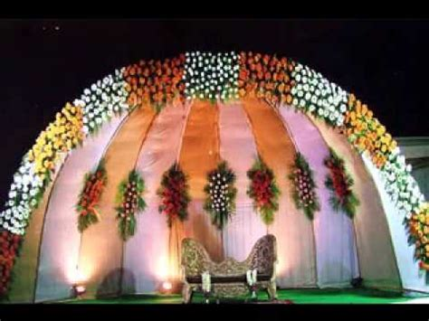How To Make A Pipe And Drape Backdrop Diy Wedding Stage Decorating Ideas Youtube