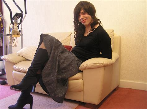 fat crossdresser flickr in boots long skirt and boots video of me here quot just try stop