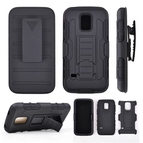 Samsung Galaxy S4 Rugged Armor Cover Casing Stand Bumper Kesing aliexpress buy shockproof for samsung galaxy s5