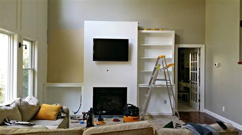 Cost Of Built In Cabinets by Living Room Built Ins Quot Tutorial Quot Cost Decor And The