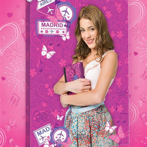 Bedrooms Pink - disney violetta canvas great kidsbedrooms the children bedroom specialist