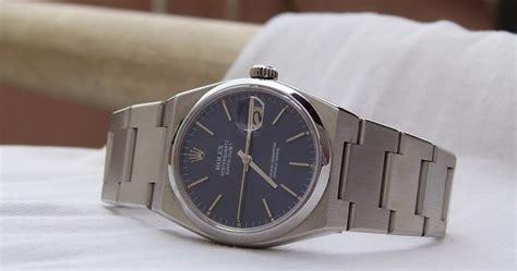 Jam Tangan Rolex Quartz jam tangan kuno rolex oysterquartz datejust ref 17000