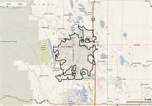 Fort Collins Zip Code Map by Evidence Based Entrepreneurship De Constructing Colorado