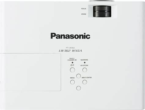 Projector Panasonic Pt Lw362ea panasonic pt lw362a wxga projector