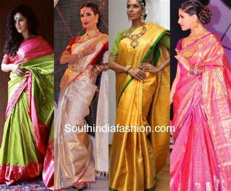 Top 9 Kanjeevaram Silk Saree Stores in Hyderabad   silk