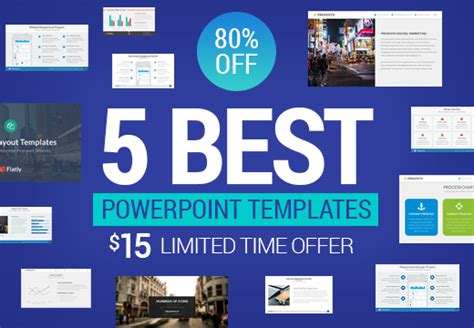 Get 5 Best Powerpoint Templates For Only 15 Inkydeals Deal Or No Deal Powerpoint Template
