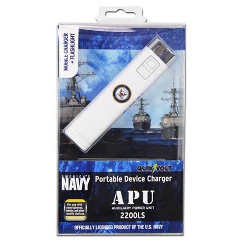 navy mobile u s navy apu 2200ls usb mobile charger mobilemars