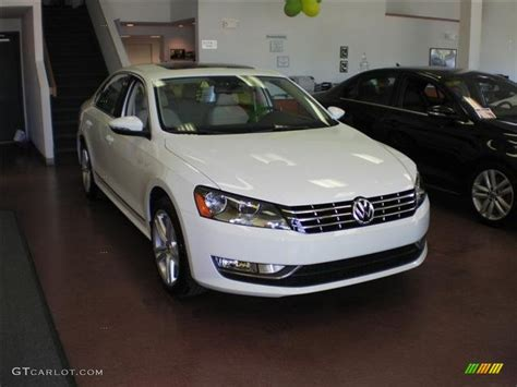 white volkswagen passat 2012 candy white volkswagen passat tdi se 63169923 photo
