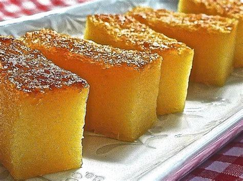 cara membuat kue bolu ubi kayu how to bake tapioca cake kuih bingka ubi recipe snapguide