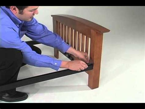 How To Assemble A Futon Frame by Serta Futon Frame How To Assemble