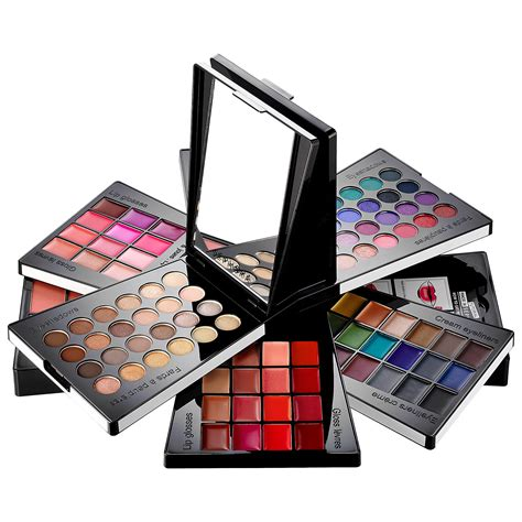Modelco Limited Edition Collection Colour Coffret by Sephora Collection Makeup Festival Palette Blockbuster 130
