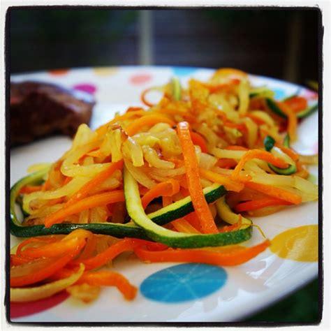 comment cuire julienne de legumes