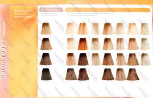 wella professional color touch images