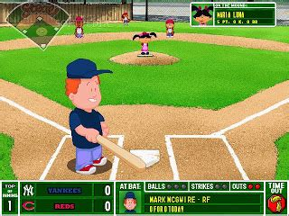 backyard baseball 2003 online sports basketball baseball hockey nascar backyard
