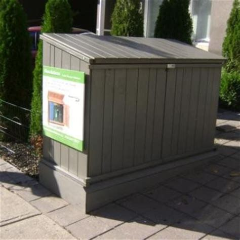 Outdoor Garbage Shed by Small Bike Shed B And Q Shed Building Plans 10 X 16 Garbage Storage Shed Outdoor