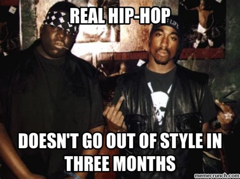 Meme Hip Hop - real hip hop