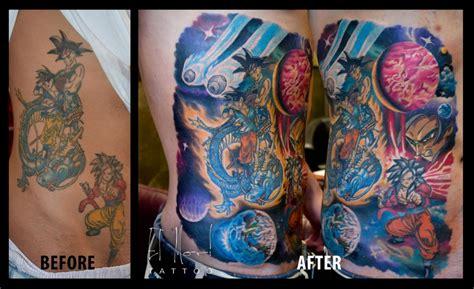 los mejores tatuajes de dragon ball z que deber 237 as ver