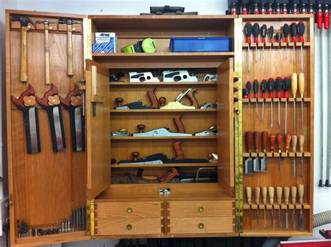 woodwork tool storage toolporn fusteria tool cabinets