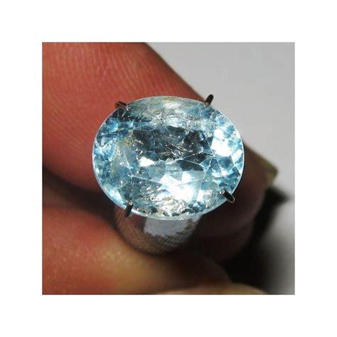 Batu Permata Topaz Sky batu permata topaz sky blue oval 4 80 carat