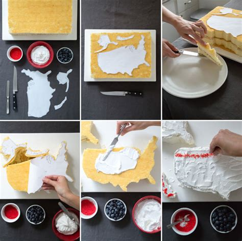 Cake Decorating Step By Step Pictures by Usa Cake Diy