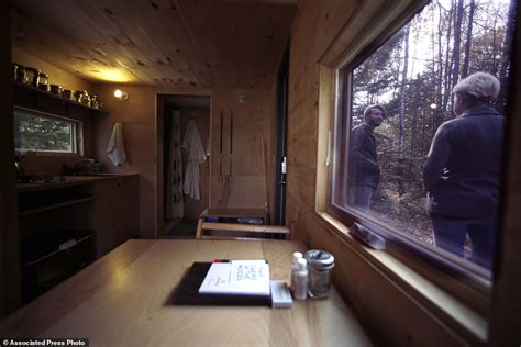tiny house getaway getaway offer overnight stays in new hshire s tiny