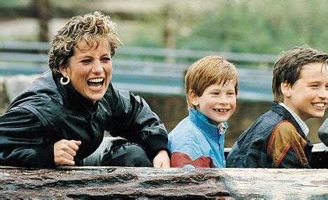 princess diana s sons not a day goes by when i don t think of mummy prince